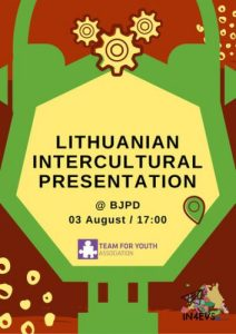 Lithuanian intercultural presentation