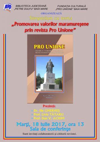 simpozion_Pro Unione