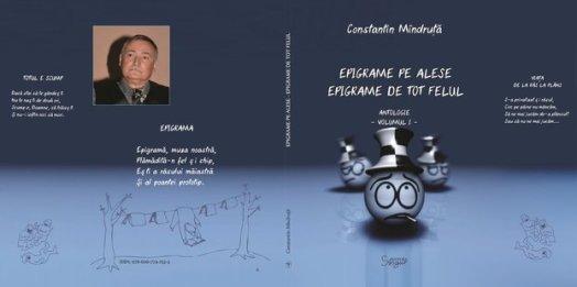Epigrame_Constantin Mindruta_coperta