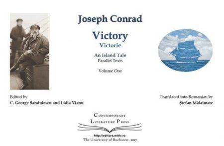 coperta_Joseph Conrad_Victory
