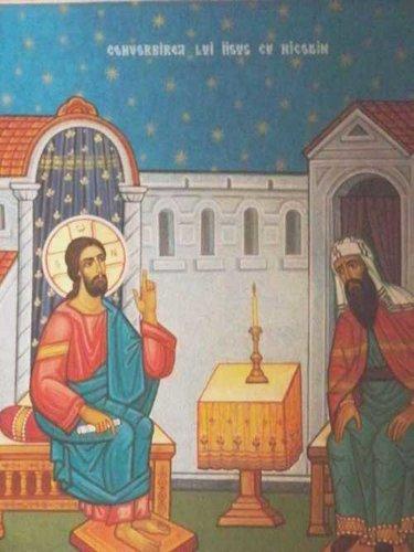 Iisus si Dreptul Nicodim