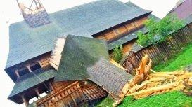 Muzeul Etnografic Baia Mare_furtuna_17 sept. 2017