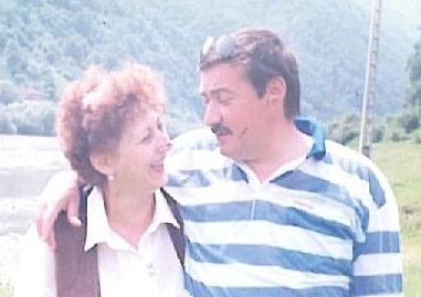 Tatiana si Constantin Mindruta