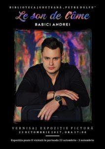 afis_Andrei Babici