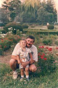 Constantin Mindruta cu Emanuel