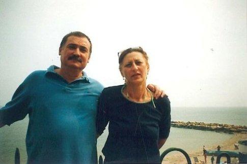 Constantin si Tatiana Mindruta