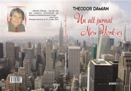 coperta_Theodor Damian_Un alt jurnal New York-ez