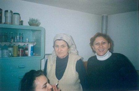 Tatiana Mindruta cu membri ai familiei