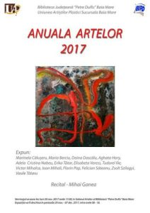 afis_Anuala artelor 2017