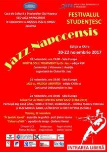 afis_festival jazz_Cluj