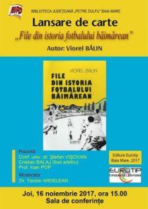 afis_Viorel Balin