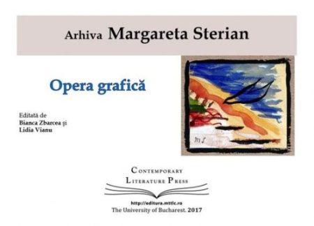 coperta_Margareta Sterian_Opera grafica