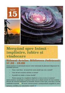 seminar_Mergand spre inima