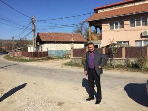 strada din Malovat