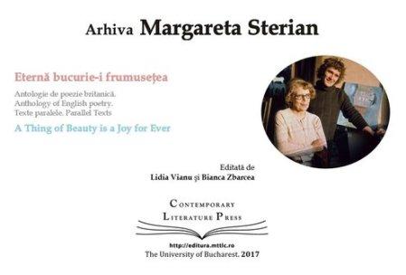 coperta_Margareta Sterian_Eterna_bucurie