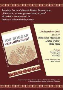 Ion Bogdan_Exercitiile fiintei