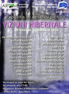 afis_Expozitia_Viziuni hibernale