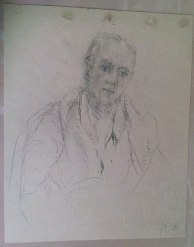 George Murnu_Portretul tatalui de Ecaterina - Titi - Murnu Filionescu