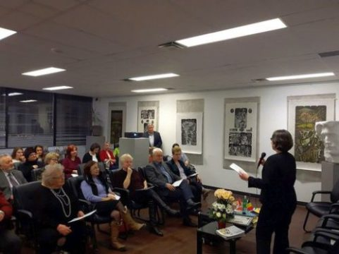 Observatorul_15 ianuarie 2018_Ziua lui Eminescu si a Culturii Nationale la Consulatul din Toronto