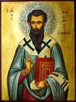 Sf. Ierarh Vasile cel Mare_Arhiepiscopul Cezareei Capadociei