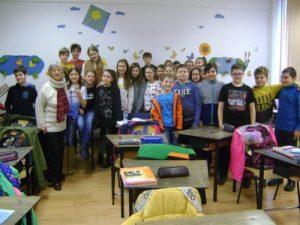 Gentina Groza la Colegiul Cosbuc Cluj_2