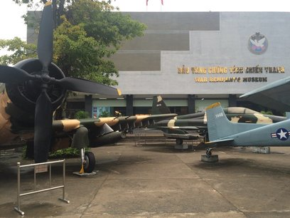 Ho Si Min_Saigon_Muzeul Relicvelor de Razboi