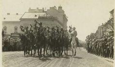 intrarea Armatei Romane in Cluj 1918