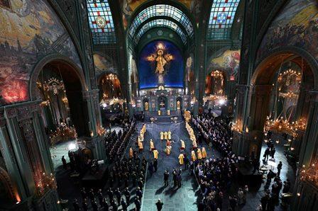 Catedrala Forţelor Armate ale Federaţiei Ruse